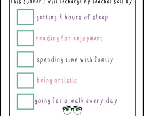 Combat Teacher Stress