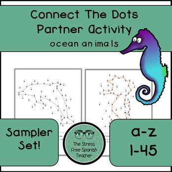Connect The Dots Partner Activity