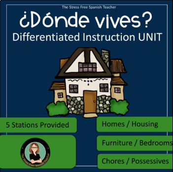 Spanish Class Homes and Housing Unit