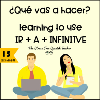 Ir + A + Infinitive Lessons