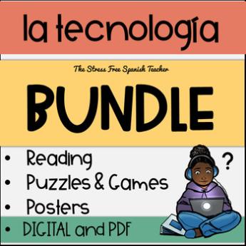 La Tecnologia Spanish Class Lessons