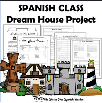 Spanish Class Dream House Project