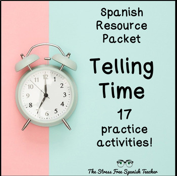 Spanish Time Lessons